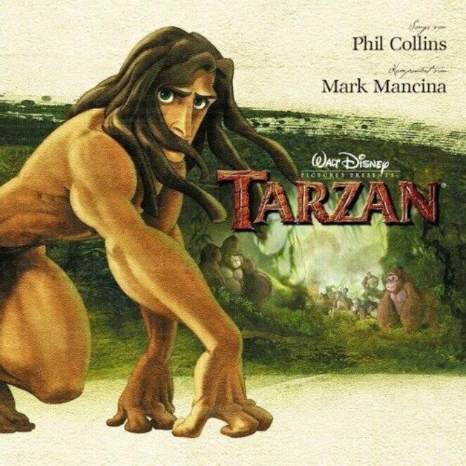 Tarzan – Böyle Bir Adam – Türkçe
