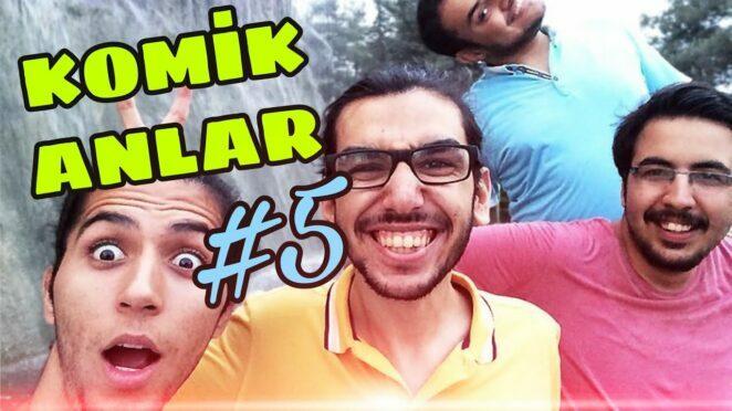 Teneke Kafalar Komik Anlar #5