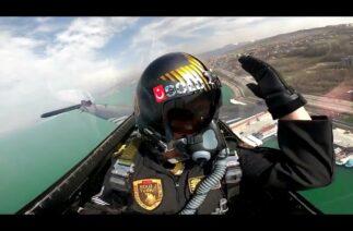 Türk Hava Kuvvetlerinin gösteri ekibi SOLOTÜRK, 10 yıldır göğsümüzü kabartıyor