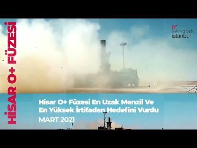 Türk savunma sanayiinde mart ayında öne çıkanlar
