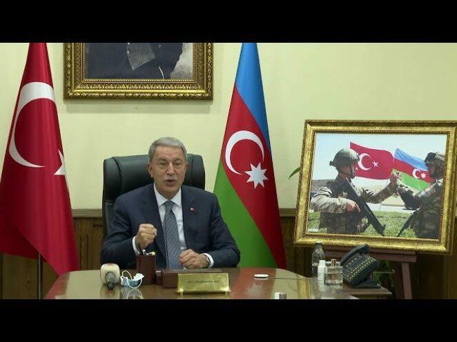 Türk'ün gücü, Türk'ün yumruğu Ermeni'nin başını ezdi!