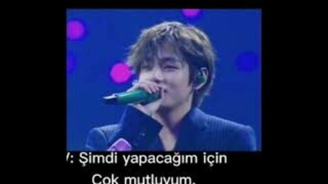 #bts konserde yaşadığı komik anlar #army lerin yaptığı komik videolar #jungkook#v army leri morluyor
