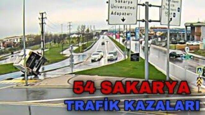 54 SAKARYA – TRAFİK KAZALARI