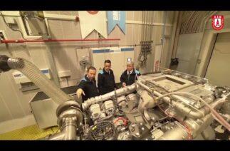 ALTAY'ın yerli motoru BATU ilk kez çalıştırıldı! – Savunma Sanayi