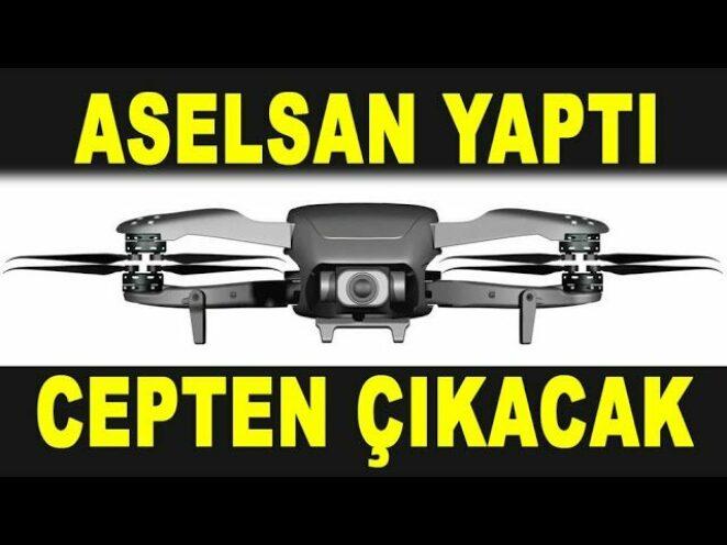 ASELSAN cepten İHA çıkaracak – ASELSAN flies micro UAV SAKA – Saka İHA – Savunma Sanayi – ASELS