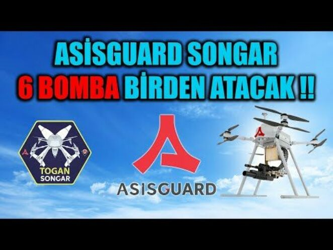 ASİSGUARD SONGAR 6 BOMBA BİRDEN ATACAK !!