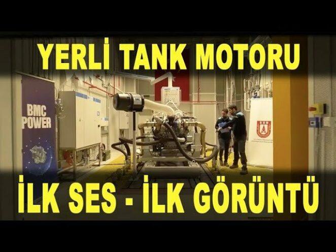 Altay Tankı'nın yerli motoru Batu ortaya çıktı – Batu Motoru – BMC Power – Savunma Sanayi