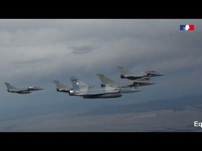 Dassault Rafale F4-1 ilk uçuşunu gerçekleştirdi – Savunma Sanayi