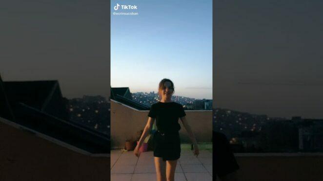 Ecrin Su Çoban yeni TikTok videosu #Esçfc #Shorts