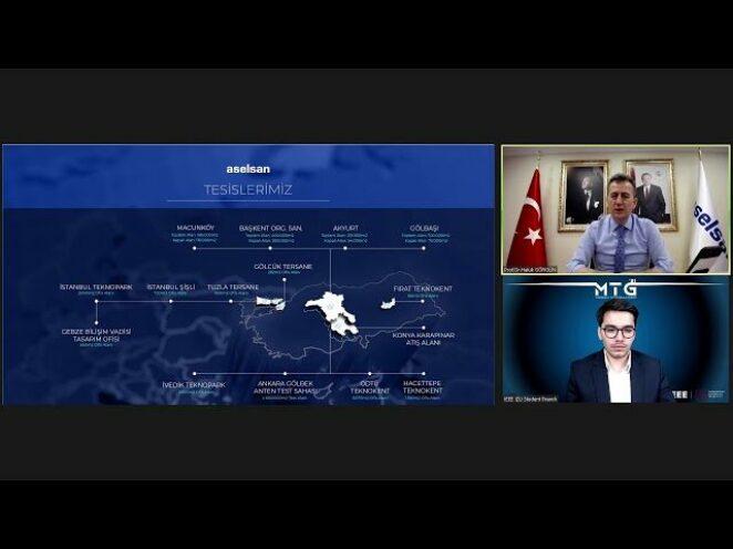 IEEE IZU   MTG Savunma Sanayi   Prof. Dr. Haluk GÖRGÜN   ASELSAN