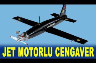 Jet motorlu CENGAVER Hedef İHA geliyor – Çağatay VTOL İHA – Savunma Sanayi – UAVERA