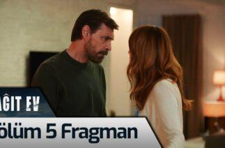 Kağıt Ev 5. Bölüm Fragman