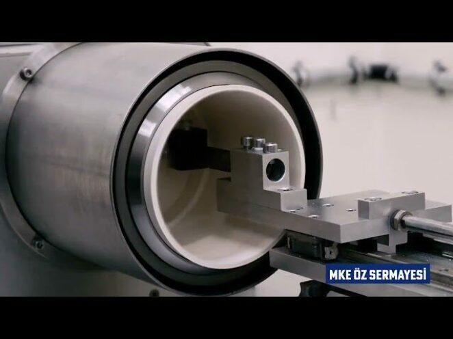 Makina ve Kimya Endstrisi Kurumundan yerlileştirme: 155 mm Modüler Barut Sistemi