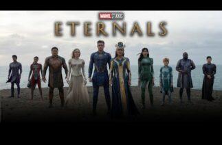 Marvel Studios'tan Eternals   İLK RESMİ FRAGMAN