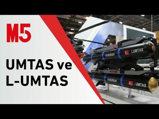 Milli Uzun Menzilli Tanksavar Füzeleri: UMTAS ve L-UMTAS
