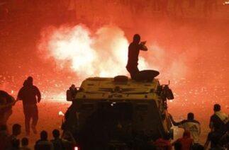 Mısır'daki şiddet olayları yeniden alevlendi