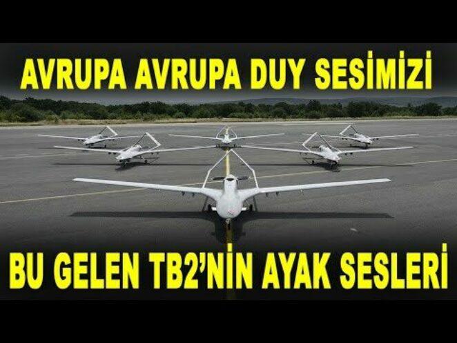 Polonya Bayraktar TB2 alıyor – Poland will receive Bayraktar TB2 UAV – Baykar – Savunma Sanayi SİHA
