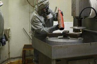 Suriye'de kimyasal silah takvimi işlemiyor