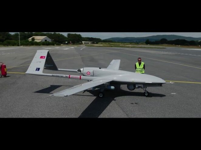 The Bayraktar TB2 UAVs will fly in the skies of the European Union