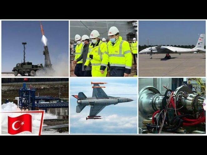 Türk savunma sanayiinin gurur ayı: Nisan 2021