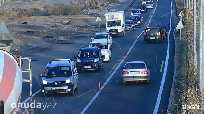 Türkiye'deki İnanılmaz Trafik Kazaları Mobese Kayıtları #32