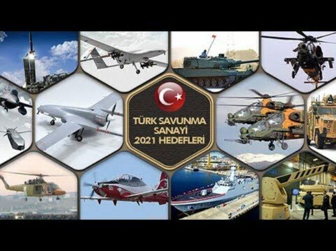 Yabancı Basında Türk Savunma Sanayi Savunma Sanayi Gelişmeleri