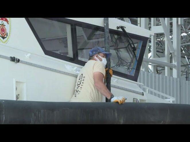 Yerli bot göreve hazır