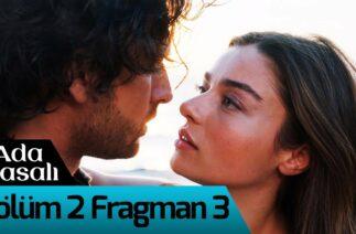 Ada Masalı 2 . Bölüm 3. Fragman