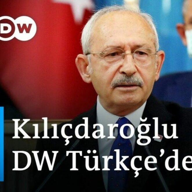 CHP lideri Kılıçdaroğlu ile özel röportaj