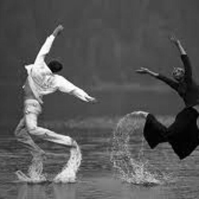 Dancing On Water – clarinet