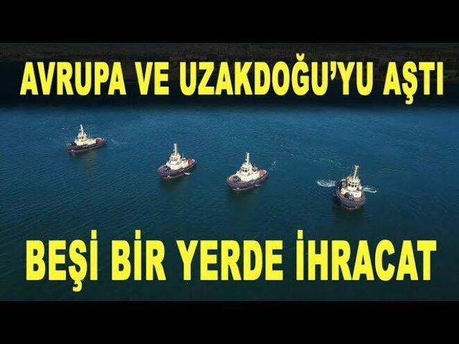 Denizde yeni ihracat: Dev tesis aradığını Türkiye'de buldu – LNG Canada – Sanmar – Savunma Sanayi