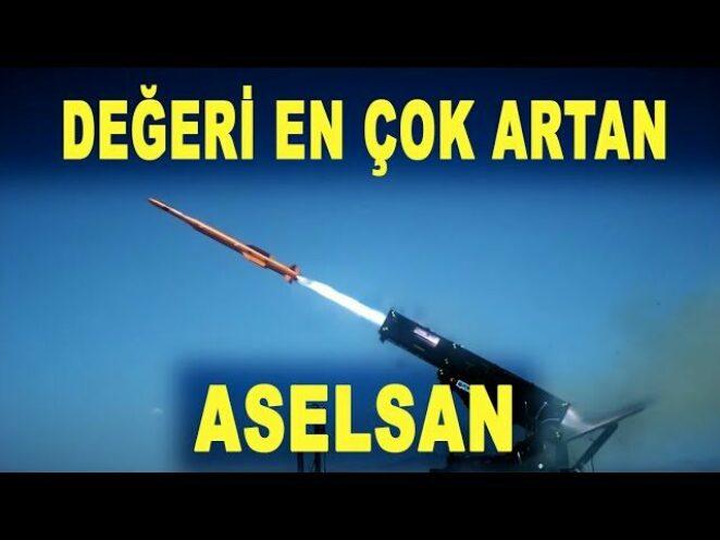 En hızlısı ASELSAN – TUSAŞ, Otokar, Karel en değerli 100 marka arasında – Savunma Sanayi – ASELS