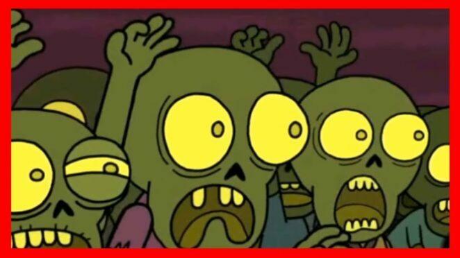Hanzo – Birbirinden komik absürt hikayeler.Komik adam animasyon.eğlenceli parodi.zombi.çizgi film