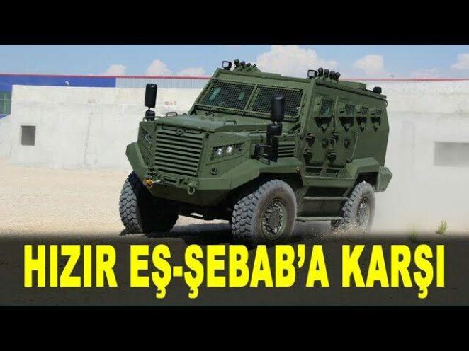 Hızır 4×4 Kenya ordusuna güç verecek – Kenya to buy 118 HIZIR 4×4 – Savunma Sanayi – Katmerciler
