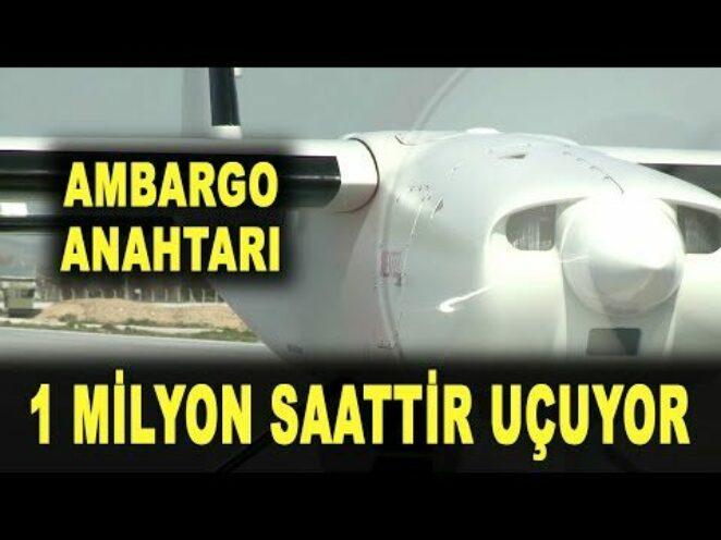 İHA ve mühimmatta ambargoyu aştı, ihracata başladı – ANDAR – Türk Savunma Sanayi