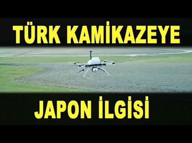 Japonya'da Türk kamikaze Kargu merakı – Kargu Attack Drone – Savunma Sanayi – Alpagu