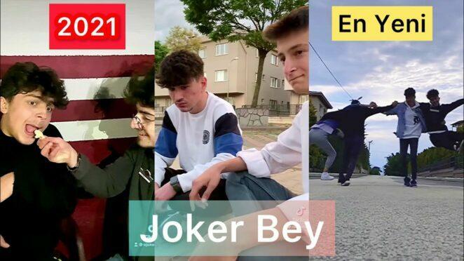Joker Bey – En Sevilen Tiktok Videoları Part – 13