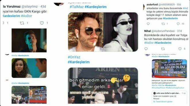 Kardeşlerim Komik Tweet'ler #56 / Sema Nur Bozay
