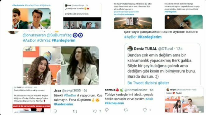 Kardeşlerim Komik Tweet'ler #57 / Sema Nur Bozay