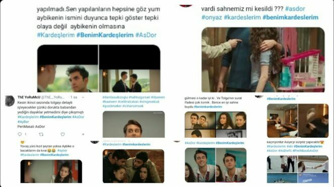 Kardeşlerim Komik Tweet'ler #68 / Sema Nur Bozay