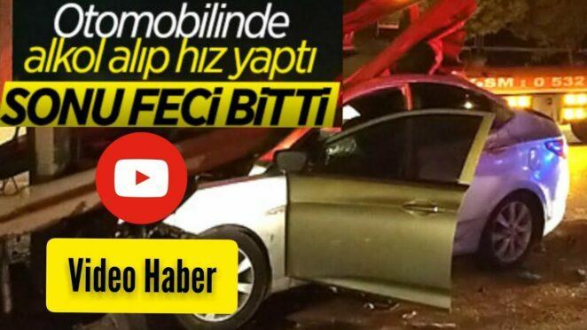 Kocaeli'de Trafik Kazası!
