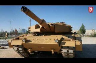 Leopard 2A4 tanklarının zırh paketinin seri üretimine geçilip tanklara entegrasyonuna başlandı