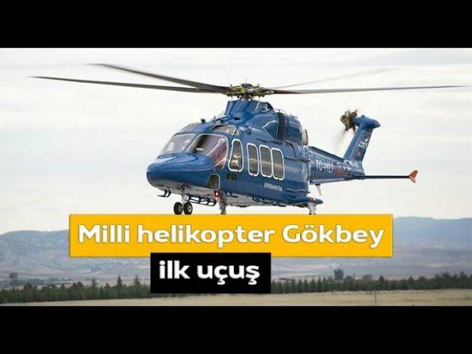 Milli Helikopter Gökbey'in 3 Prototipi İlk Uçuşunu Yaptı – Savunma Sanayi Haberleri