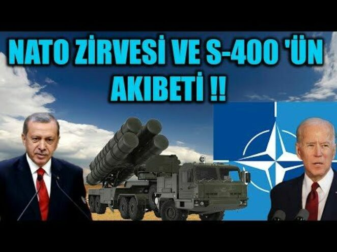 NATO ZİRVESİ VE S-400 'ÜN AKIBETİ !!