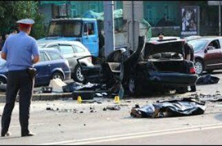 Rusya Trafik Kazaları 2021 – Rusya'da Şiddetli Araba Kazaları – Best of Russian Driving Fails 2021