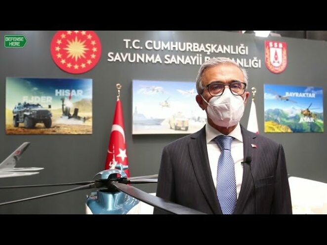 SSB Başkanı Demir: 'Fuarlar sayesinde savunma sanayii ekosistemi birbirini tanıyor'