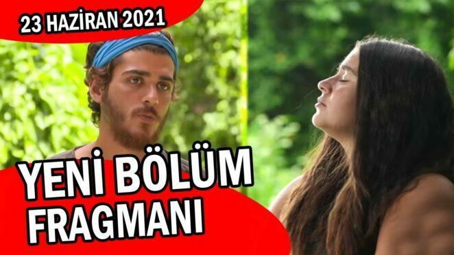 SURVİVOR YENİ BÖLÜM FRAGMANI   ADAYA VEDA EDEN   23 HAZİRAN 2021