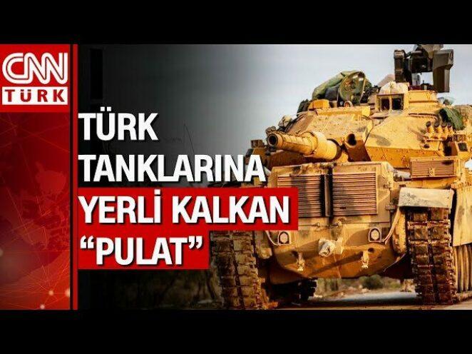 """TSK'nın tanklarını artık yerli zırh """"Pulat Aktif Koruma Sistemi"""" entegre ediliyor"""