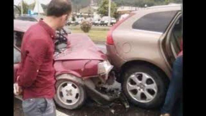Volvo – Şahin Kazası