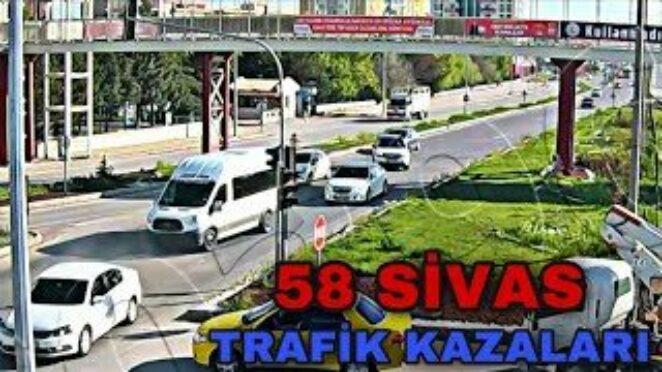 58 SİVAS – TRAFİK KAZALARI